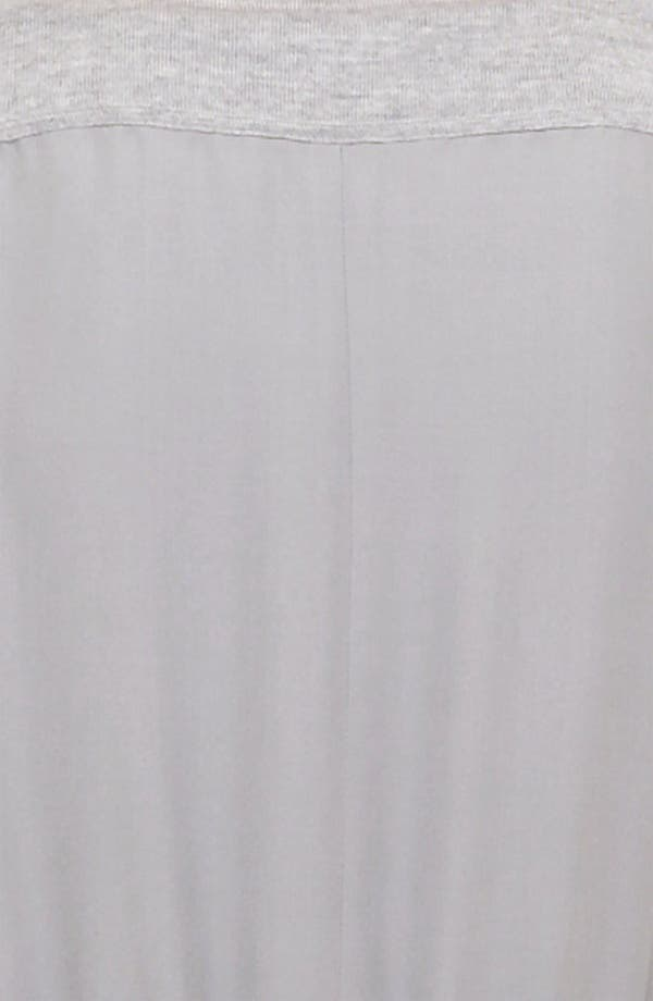Alternate Image 3  - Akris punto Silk Back Open Cardigan