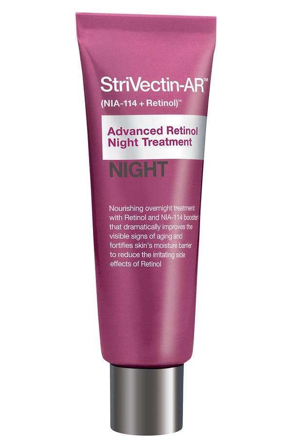 Alternate Image 1 Selected - StriVectin®-AR Advanced Retinol Night Treatment