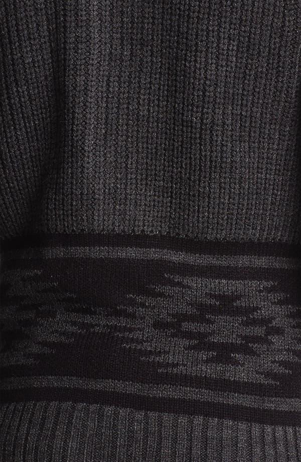Alternate Image 3  - Obey 'Tok' Shawl Collar Cardigan
