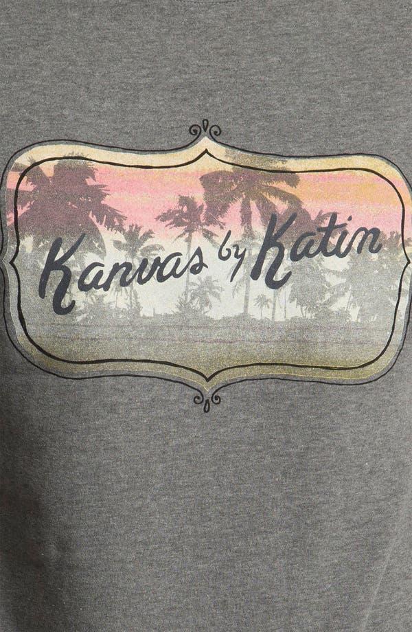 Alternate Image 3  - Katin 'Vintage Panel' Sweatshirt