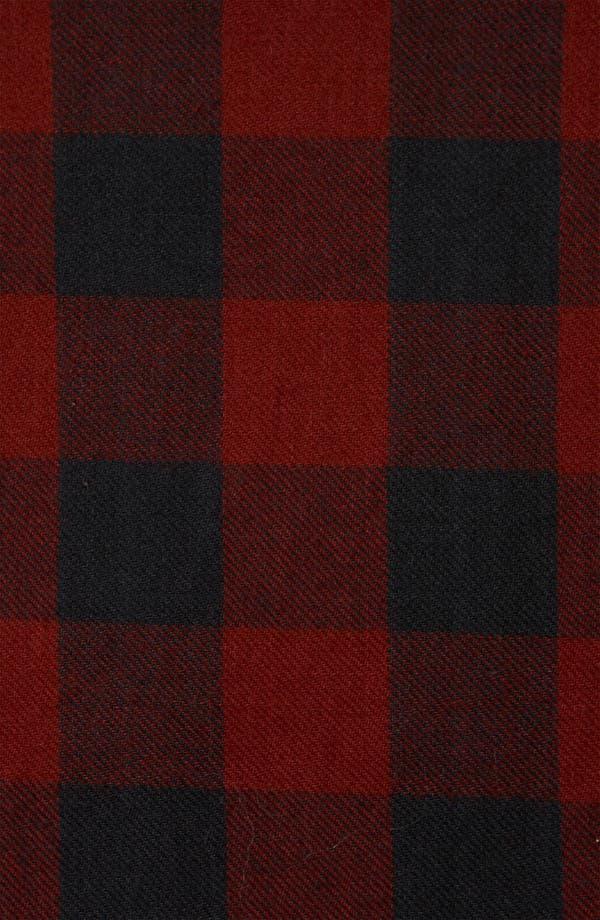 Alternate Image 3  - Topshop 'Blackwatch Mix & Match' Tartan Shirt