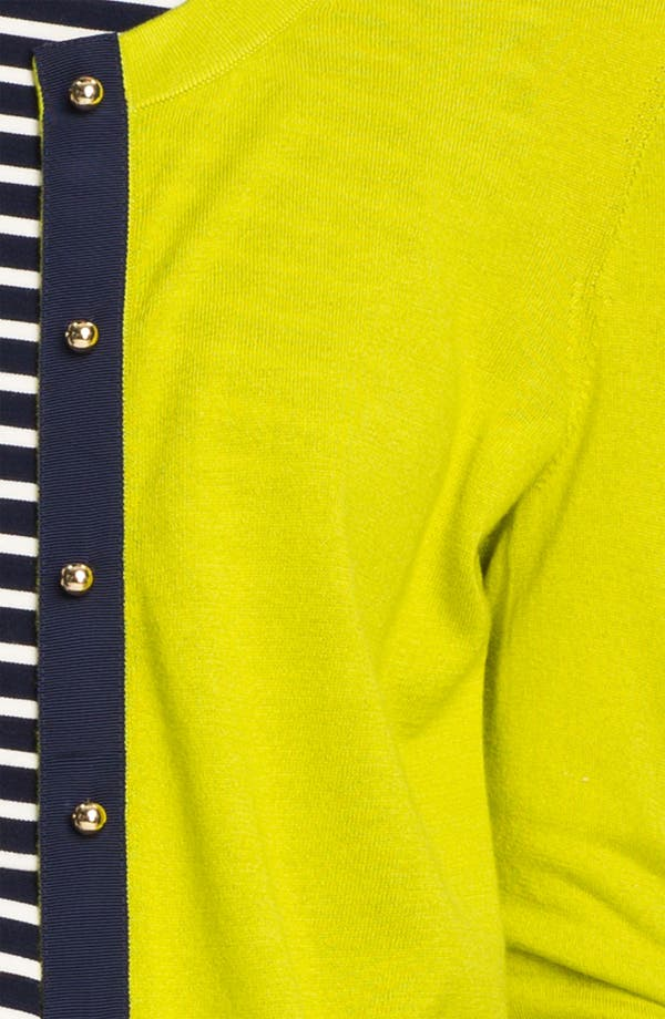 Alternate Image 3  - kate spade new york 'jeremy' cardigan