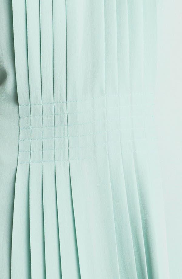 Alternate Image 3  - Rachel Zoe 'Karlie' Pleated Shift Dress