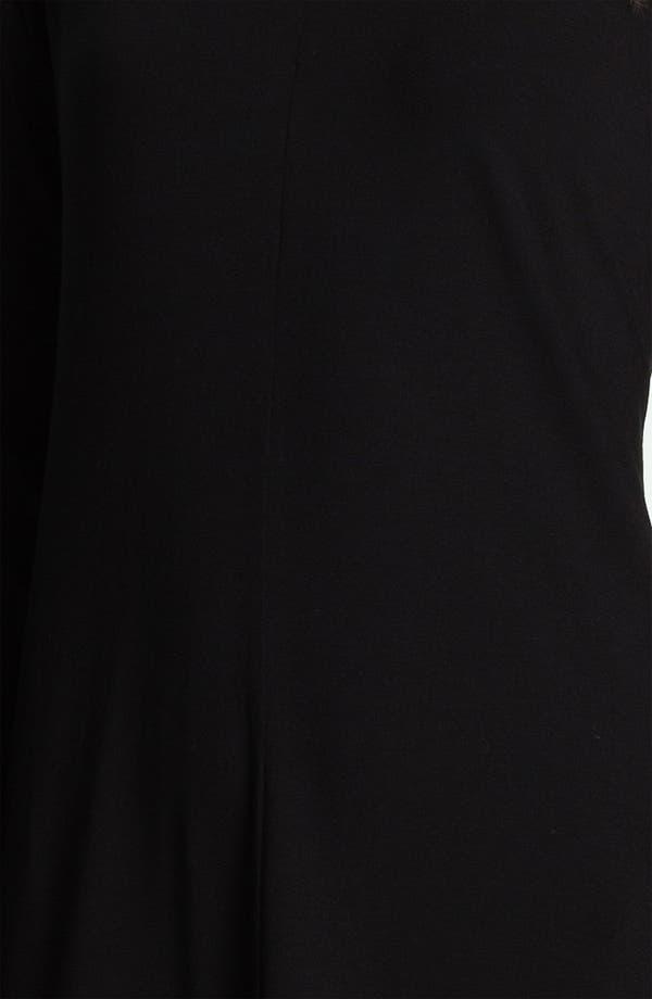 Alternate Image 3  - Eileen Fisher V-Neck Dress (Online Exclusive)