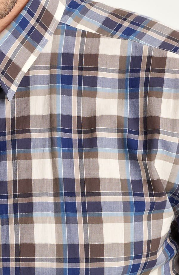 Alternate Image 3  - Dolce&Gabbana Check Woven Shirt