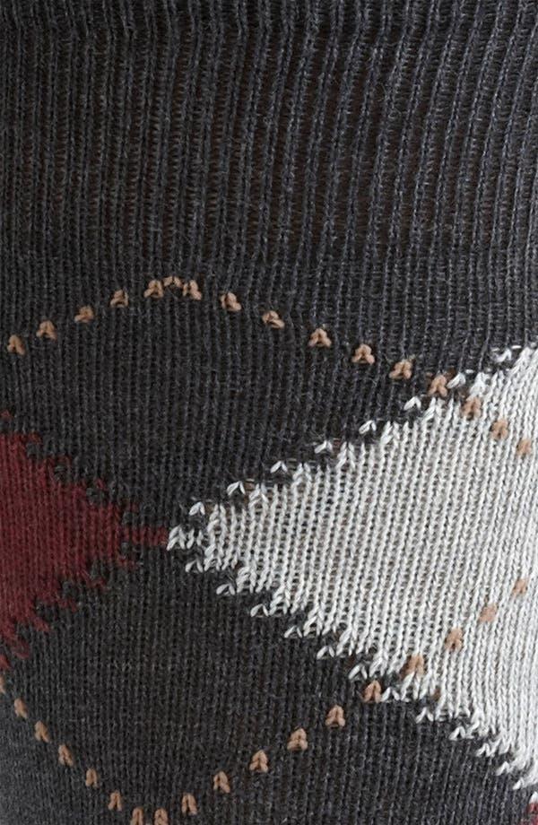 Alternate Image 2  - Cole Haan Argyle Socks