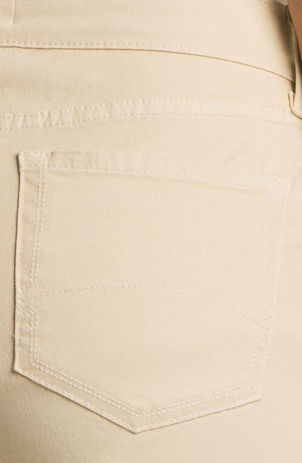 Alternate Image 3  - NYDJ 'Helen' Stretch Denim Shorts