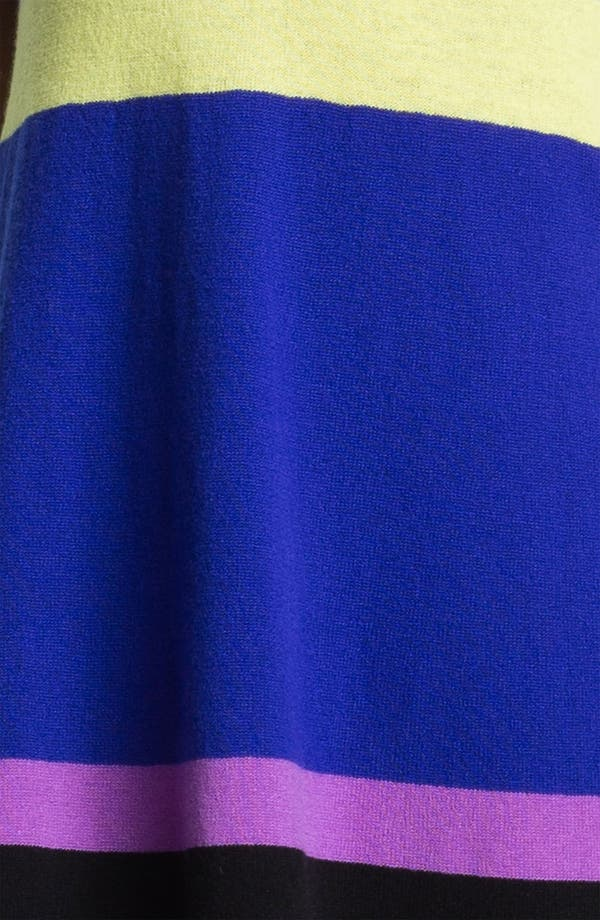 Alternate Image 3  - autumn cashmere Colorblock Flared Tank Dress