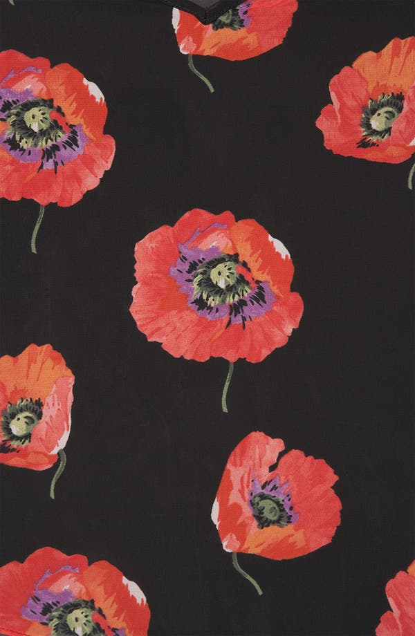 Alternate Image 3  - Topshop Poppy Print Camisole