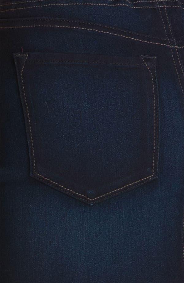 Alternate Image 3  - NYDJ 'Caitlyn' Pull-On Denim Skirt (Petite)