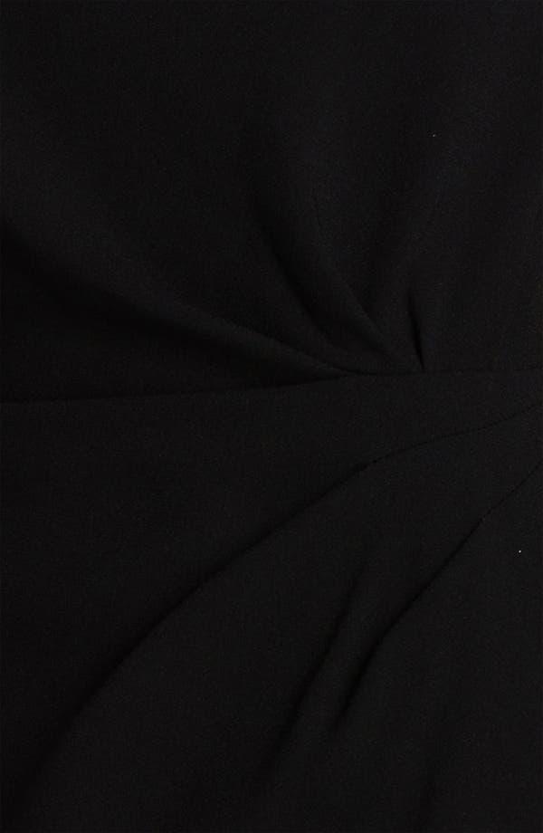 Alternate Image 3  - Suzi Chin for Maggy Boutique Side Draped Sheath Dress