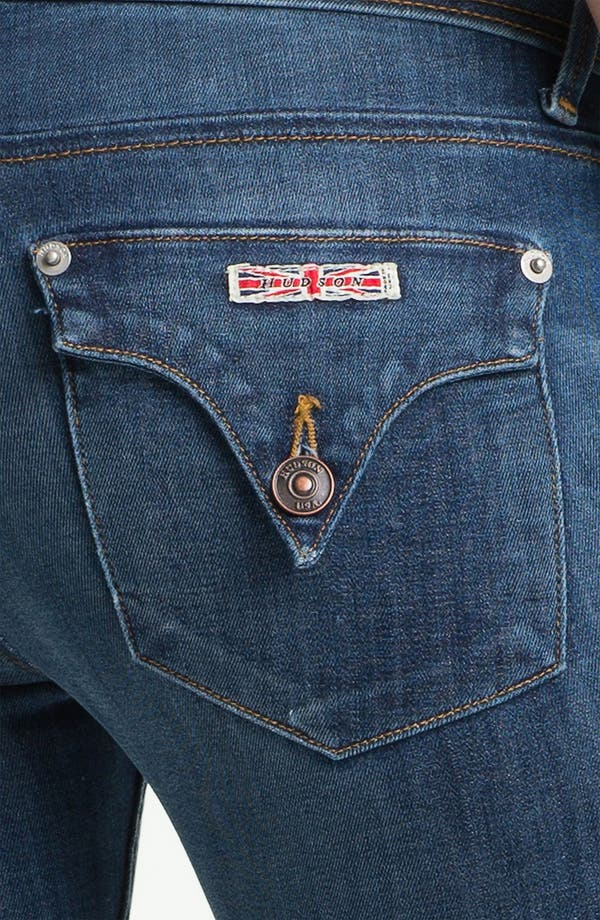 Alternate Image 3  - Hudson Jeans 'Collin' Skinny Jeans (Stella)