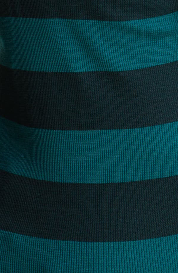 Alternate Image 3  - Allen Allen Rugby Stripe Top