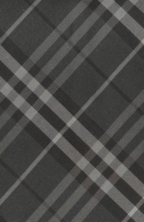 Alternate Image 2  - Burberry Woven Silk Tie