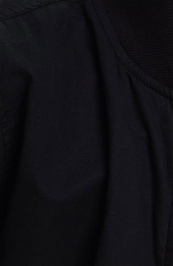 Alternate Image 3  - Topman Cotton Bomber Jacket