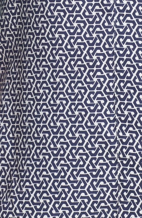 Alternate Image 3  - Foxcroft Status Print Shaped Tunic (Plus Size)