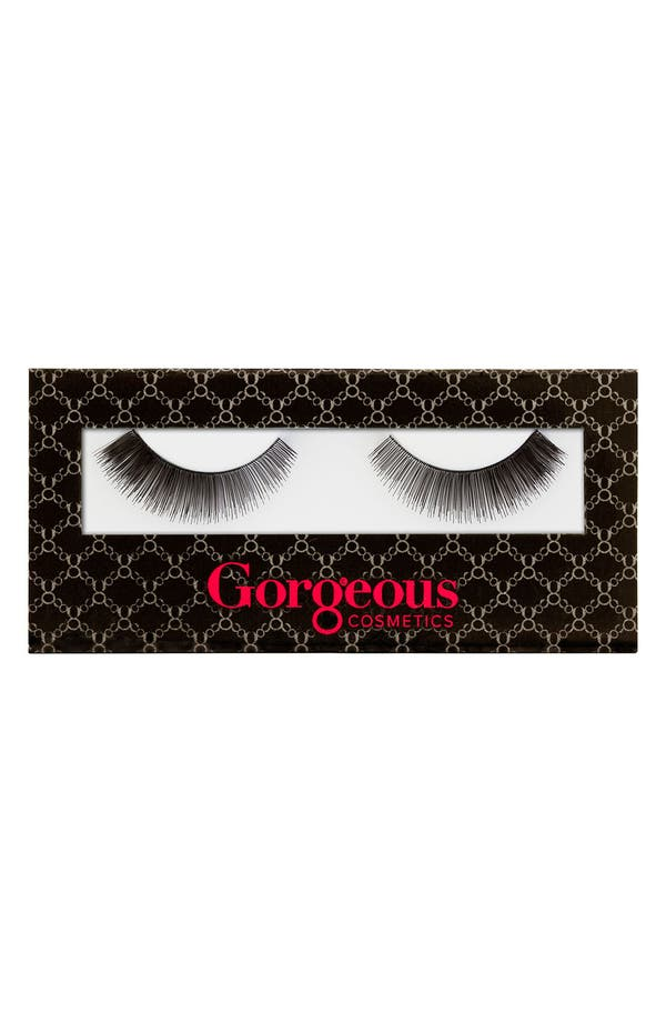 Alternate Image 1 Selected - Gorgeous Cosmetics 'Miss Cheeky' Faux Lashes