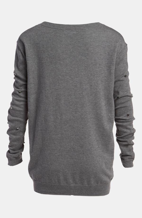 Alternate Image 2  - Leith 'Gemstone' Pullover