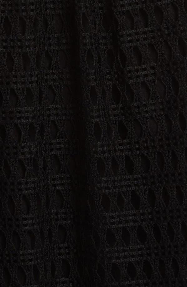 Alternate Image 3  - Viva Vena! 'Geometric Lace' Dress