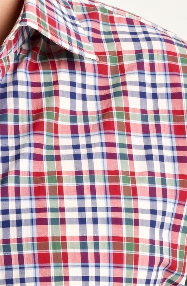 Alternate Image 3  - Paul Smith London Tartan Plaid Shirt
