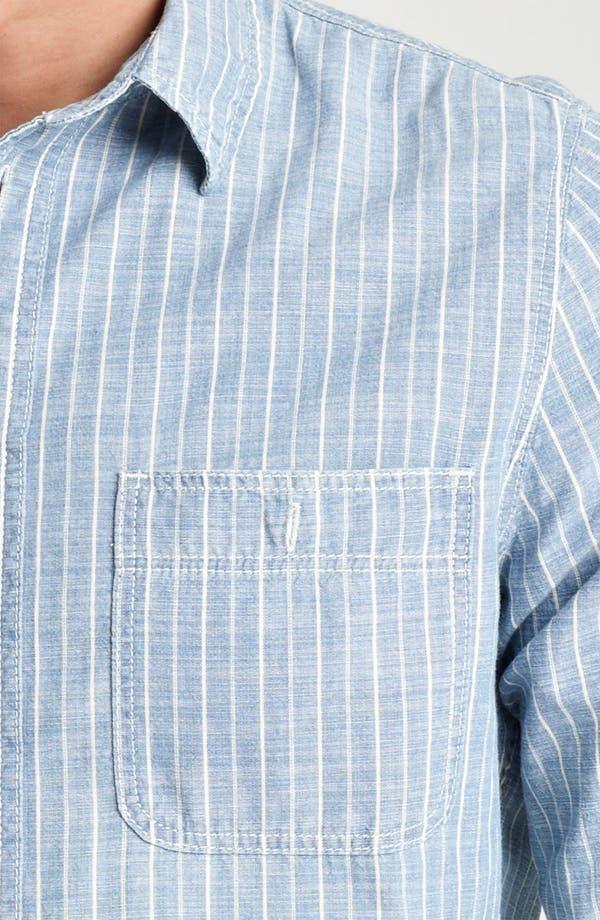 Alternate Image 3  - Jack Spade 'Boomer' Stripe Work Shirt