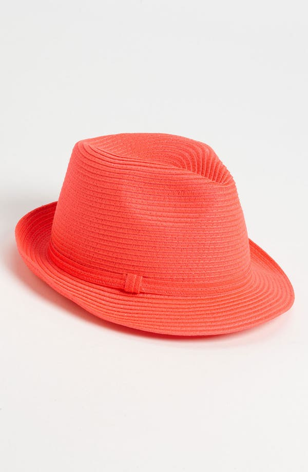 Alternate Image 1 Selected - The Accessory Collective Fedora (Girls)