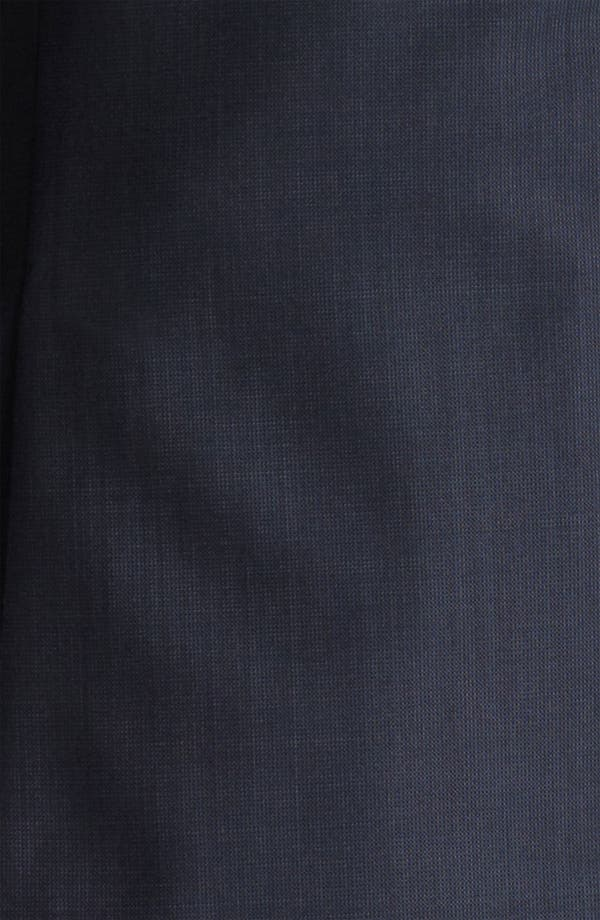 Alternate Image 3  - Z Zegna Trim Fit Wool Blend Blazer
