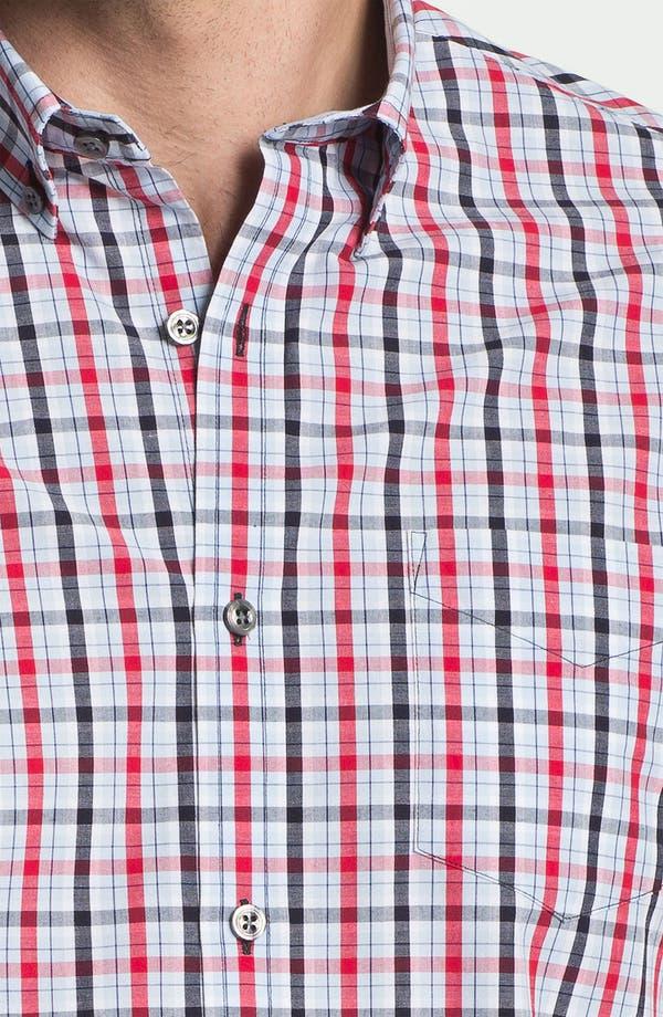 Alternate Image 3  - James Campbell 'Ellis' Plaid Sport Shirt