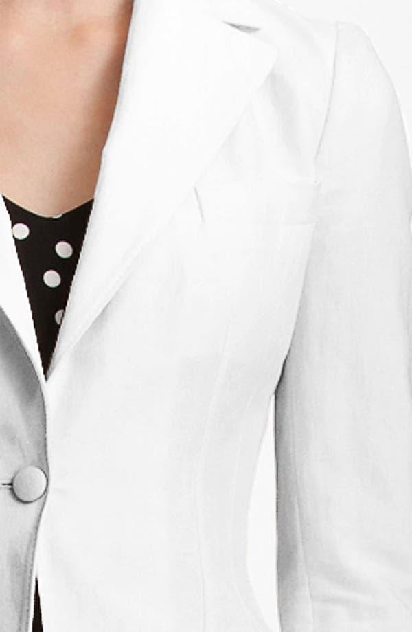 Alternate Image 3  - Dolce&Gabbana One Button Blazer