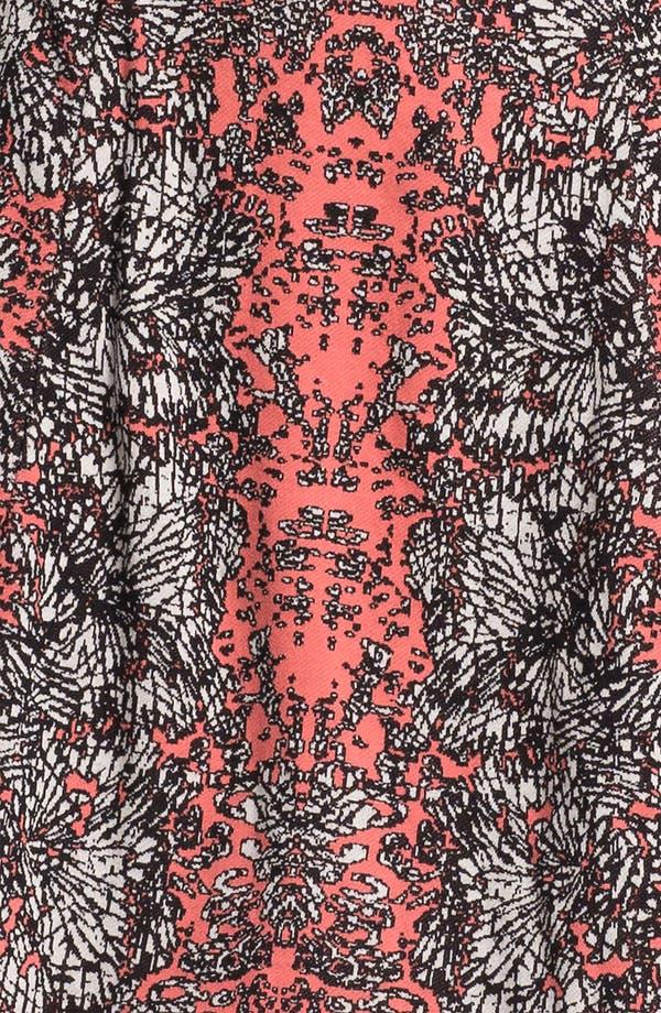 Alternate Image 3  - Nic + Zoe 'Peeking Out' Print Dress