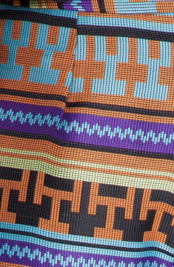 Alternate Image 5  - MSGM Ikat Print Jacquard Shorts