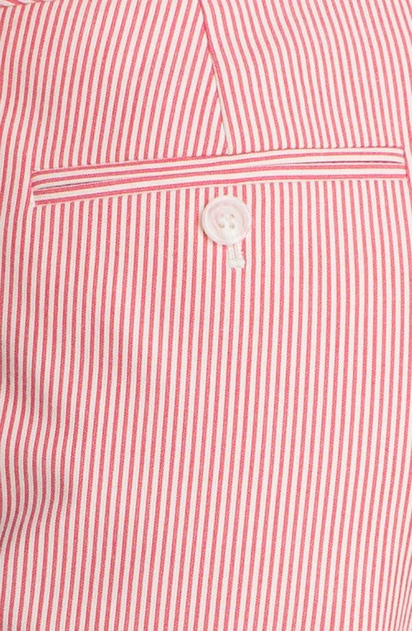 Alternate Image 3  - Halogen® 'Taylor' Curvy Fit Bermuda Shorts