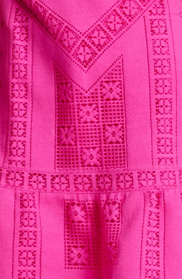 Alternate Image 3  - Valentino V-Neck Lace Dress
