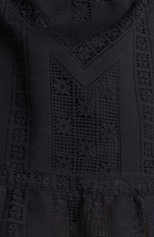 Alternate Image 3  - Valentino Sleeveless Lace Dress