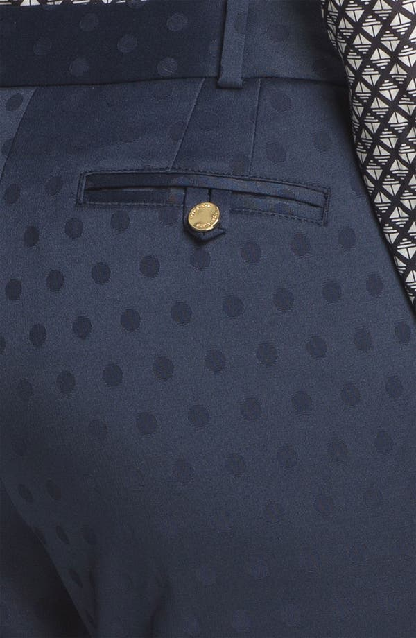 Alternate Image 3  - Tory Burch 'Harp' Jacquard Pants