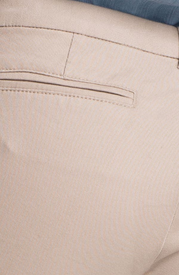 Alternate Image 3  - KUT from the Kloth 'Gwen' Twill Pants