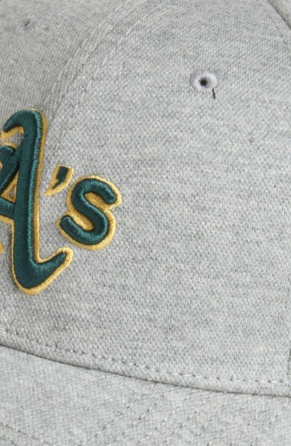 Alternate Image 3  - New Era Cap 'Spring Stretch - Oakland Athletics' Baseball Cap