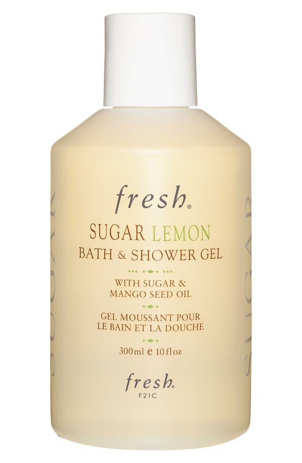 Alternate Image 1 Selected - Fresh® Sugar Lemon Bath & Shower Gel