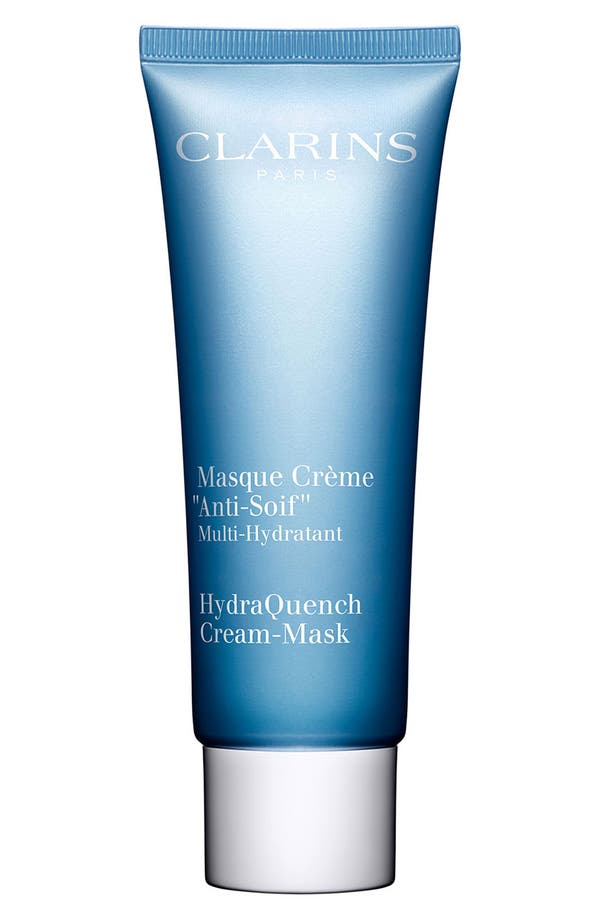 Alternate Image 1 Selected - Clarins 'HydraQuench' Cream-Mask