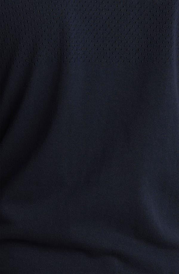 Alternate Image 3  - Armani Collezioni Hoodie