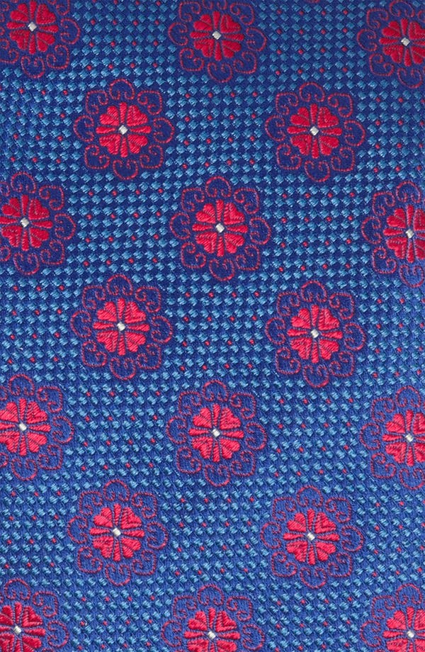 Alternate Image 2  - Thomas Pink 'Morrell Flower' Woven Silk Tie