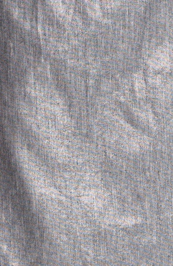 Alternate Image 3  - Eileen Fisher Stretch Linen Blend Wrap Skirt