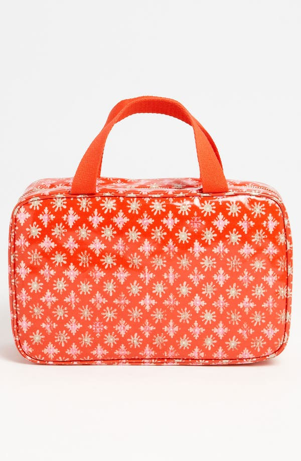 Alternate Image 4  - Tory Burch Hanging Cosmetics Case
