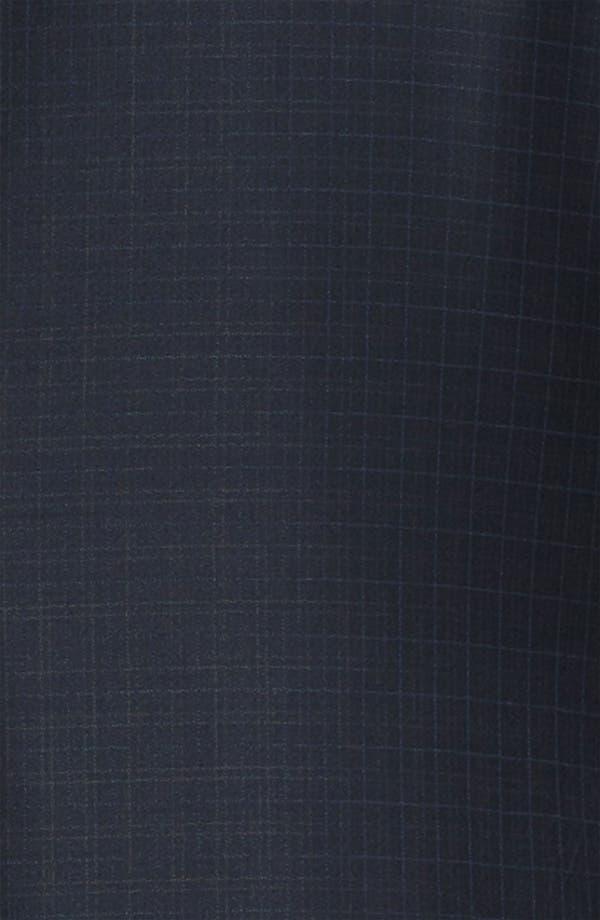 Alternate Image 6  - Hickey Freeman 'Addison' Check Suit