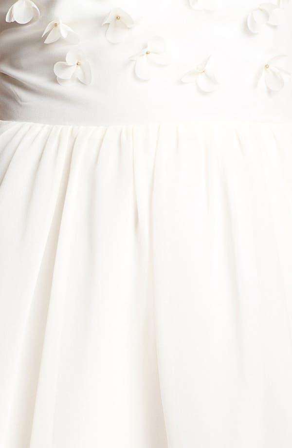 Alternate Image 3  - Ted Baker London Organza Fit & Flare Dress (Online Only)