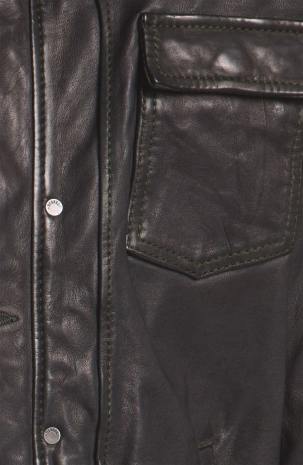 Alternate Image 3  - DIESEL® 'Laurence' Leather Jacket