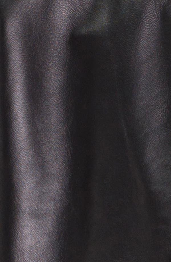 Alternate Image 3  - Diane von Furstenberg 'Merryl' Crop Leather Jacket