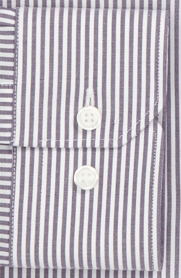 Alternate Image 2  - Calibrate Slim Fit Non-Iron Dress Shirt