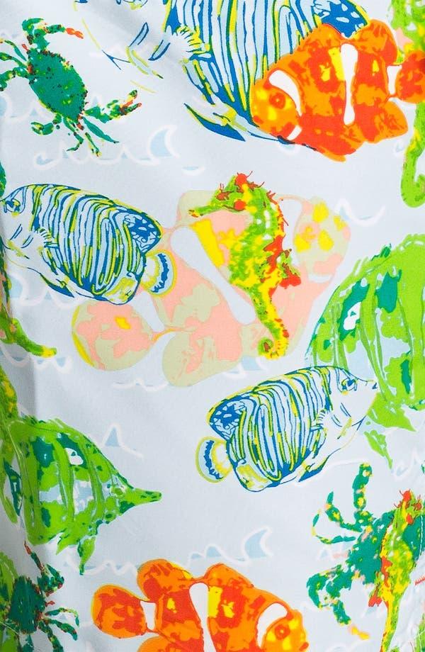 Alternate Image 3  - Peter Millar 'Reef Life' Swim Trunks