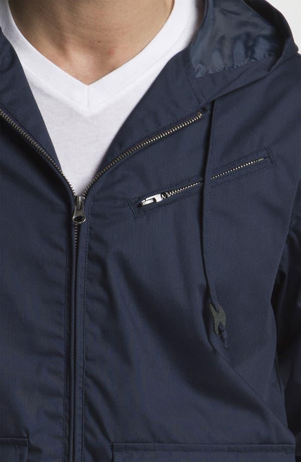 Alternate Image 3  - RVCA 'Sil II' Hooded Jacket